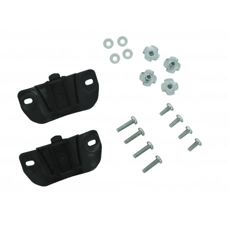 Bootheater Acc Mounting Brackets